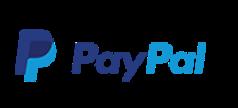 """Paypal akzeptiert""-Logo"